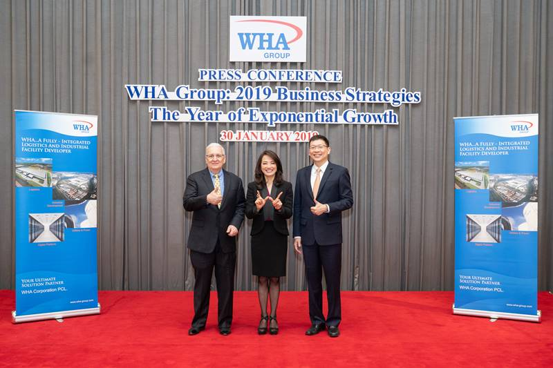 "WHA Group Braces for ""Exponential Growth"" in 2019"