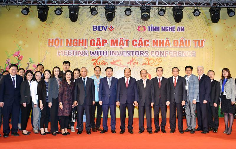 "WHA Industrial Development Executive Speaks at ""Meeting with Investors Conference"" in Nghe An, Vietnam"